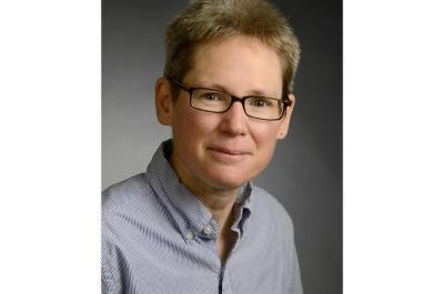 A photo of Professor Ellen Riggle